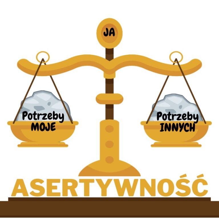 Asertywność, a równowaga życiowa.